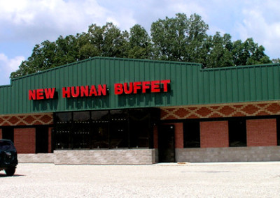 New Hunan Buffet